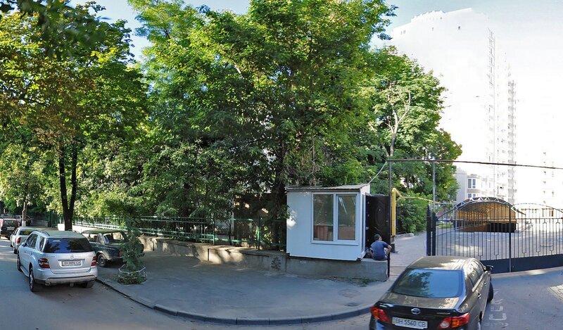 Apartments park Shevchenko