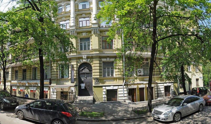 Апартаменты Real Home Optima in Kiev Center