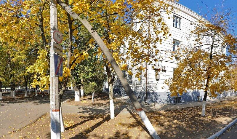 Ushakova Street