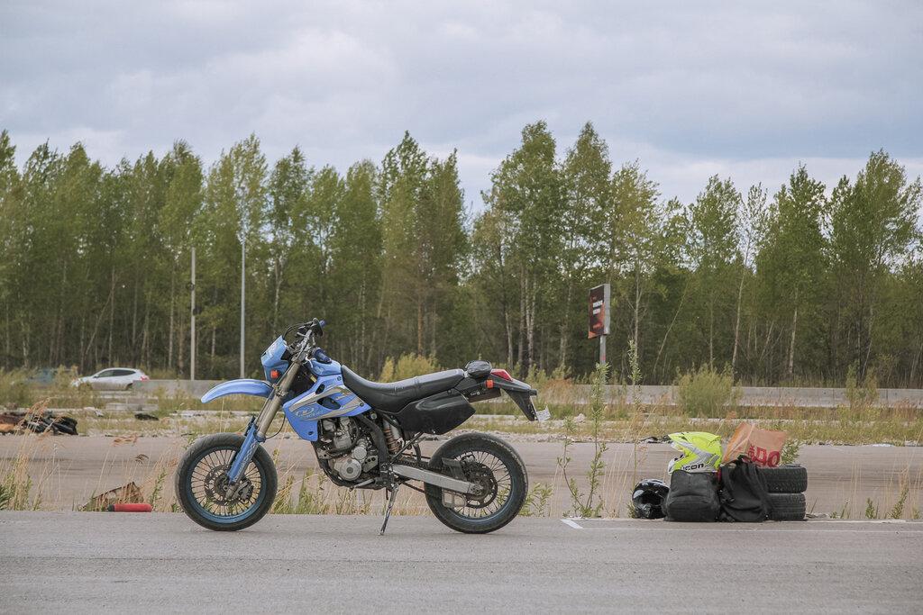 мотодром — Мотошкола Borzo — Пермь, фото №3