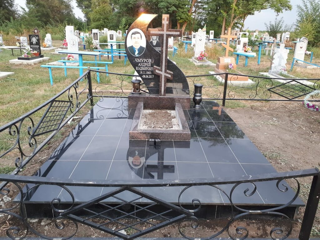 памятники и надгробия — Ритуалум — Ростов-на-Дону, фото №8