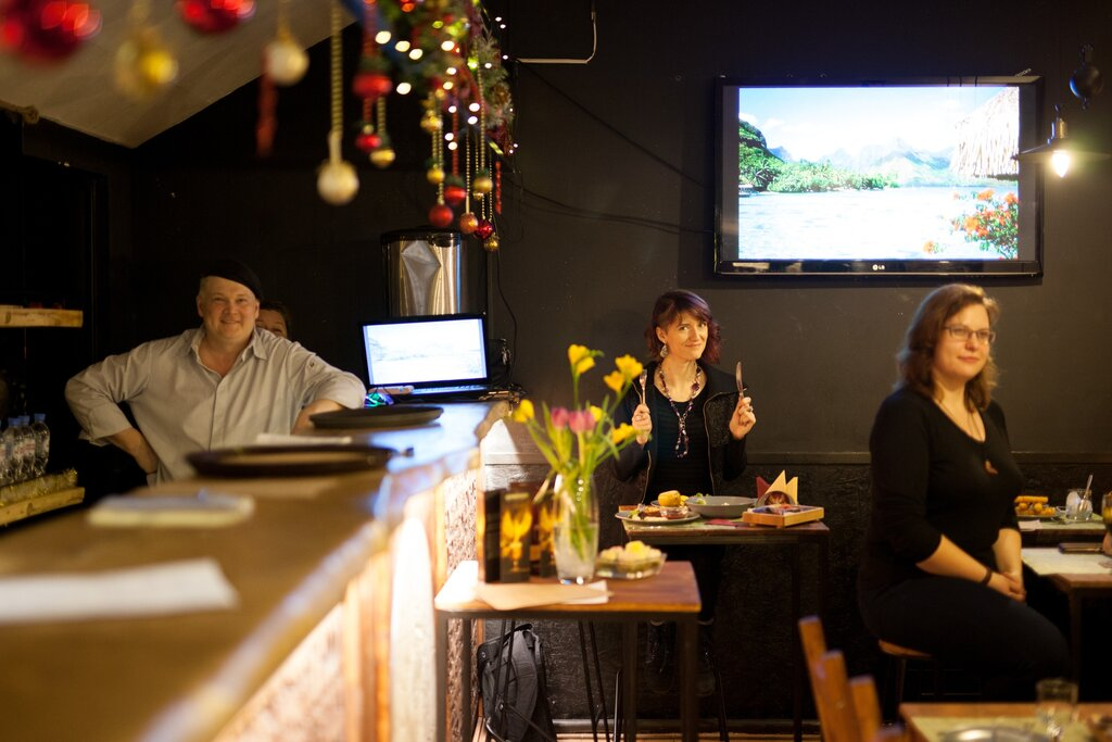 кафе — Гном колбасник — Санкт-Петербург, фото №10