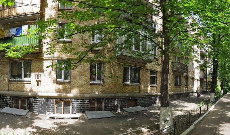 City center modern apartment Kiev