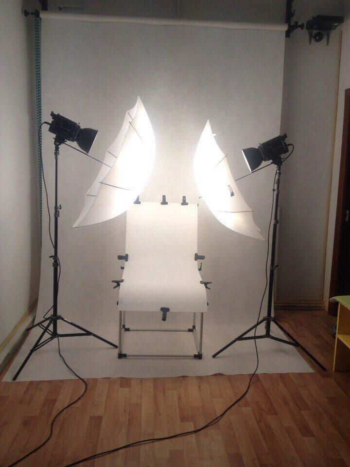 Аренда фотостудии для предметной съемки в москве