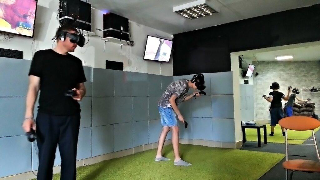 клуб виртуальной реальности — Vr Club сеть клубов Виртуальной Реальности — Новосибирск, фото №3