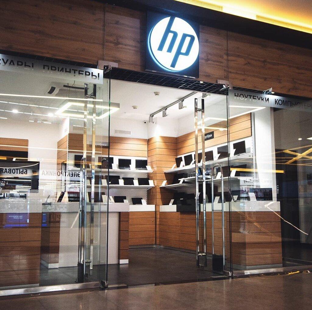 компьютерный магазин — Салон-магазин техники HP — Минск, фото №1