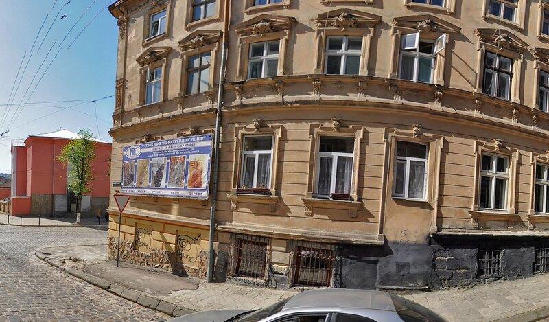 Cozy 2 Rooms Apartment in Lviv