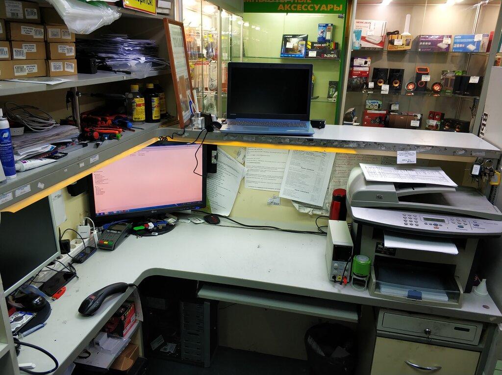 компьютерный ремонт и услуги — Компьютерный центр IQcomputers — Балашиха, фото №1
