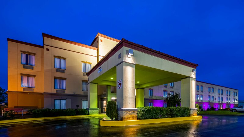SureStay Plus Hotel by Best Western Evansville