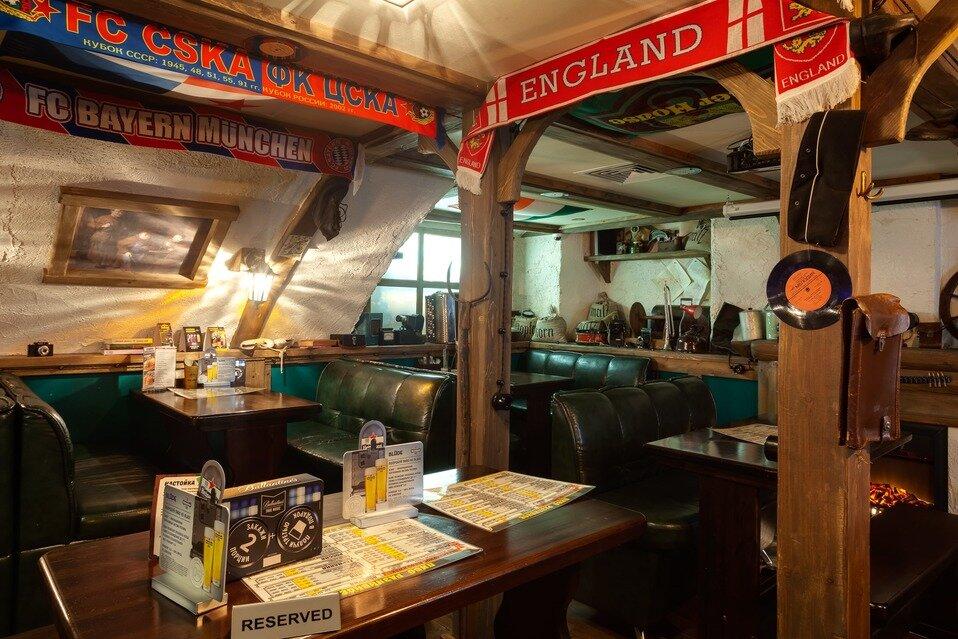 pub, bar — Beer House — Saint Petersburg, фото №8
