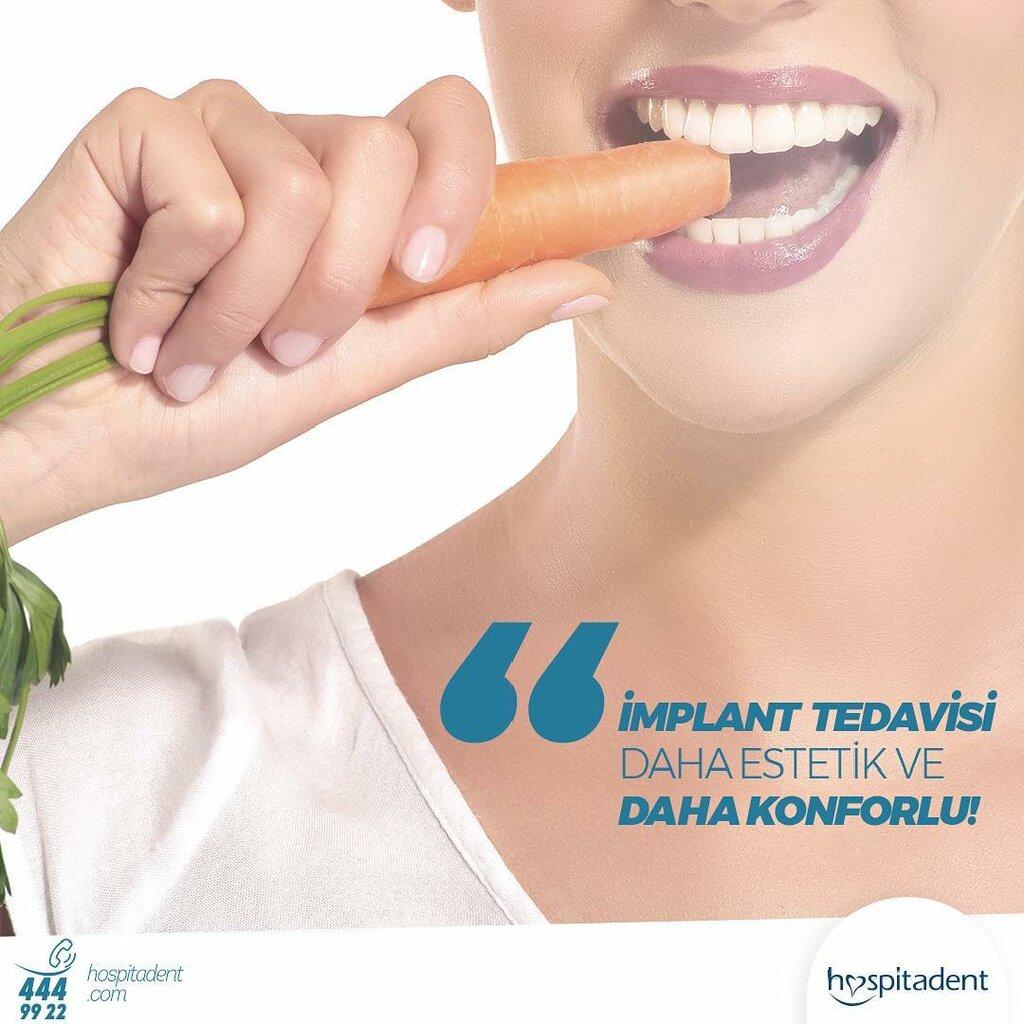 özel ağız ve diş sağlığı klinikleri ve muayenehaneleri — Hospitadent — Bakırköy, photo 2