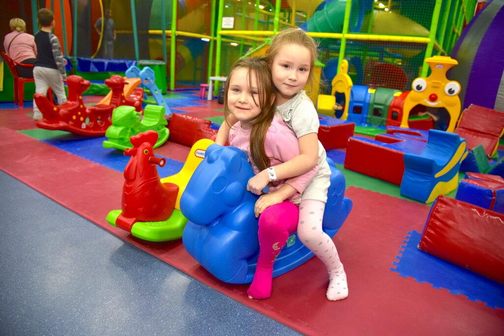 детские игровые залы и площадки — Детская игровая комната ТЦ Щелково — Москва, фото №2