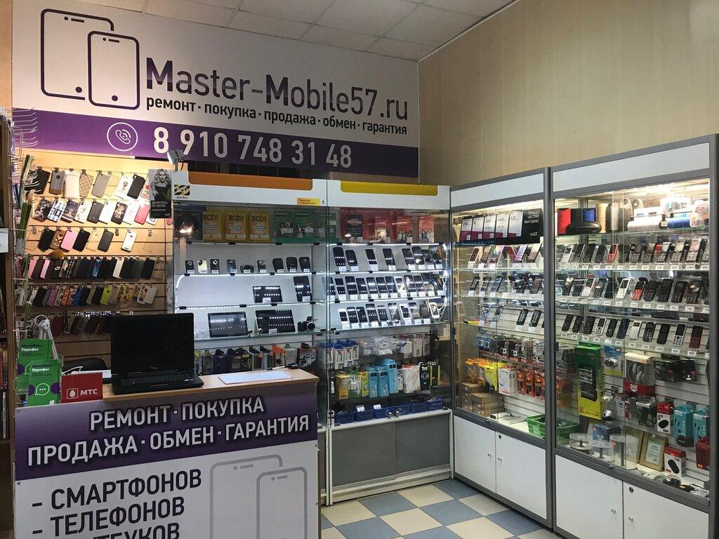 ремонт телефонов — Мастер Mobile57 — Орёл, фото №1