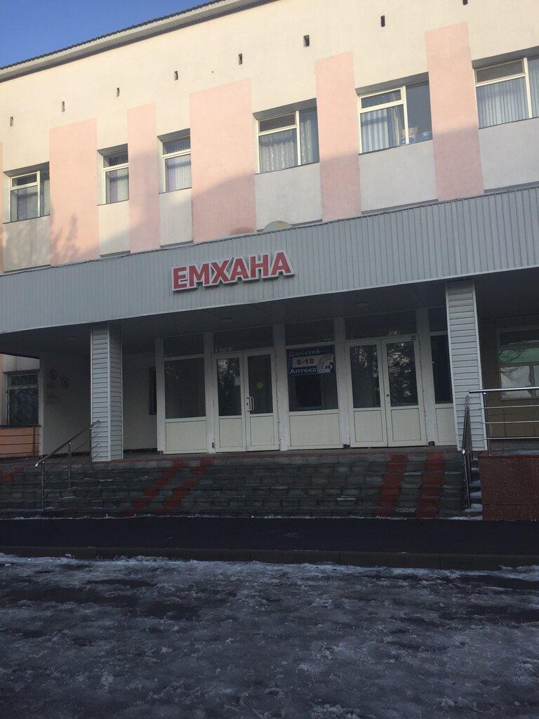 больница для взрослых — Областная поликлиника — Талдыкорган, фото №1