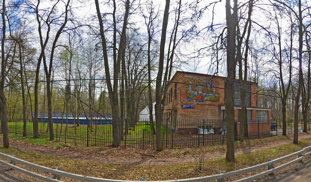 Панорама curling club — Павильон для баварского кёрлинга Айсшток — Москва, фото №1