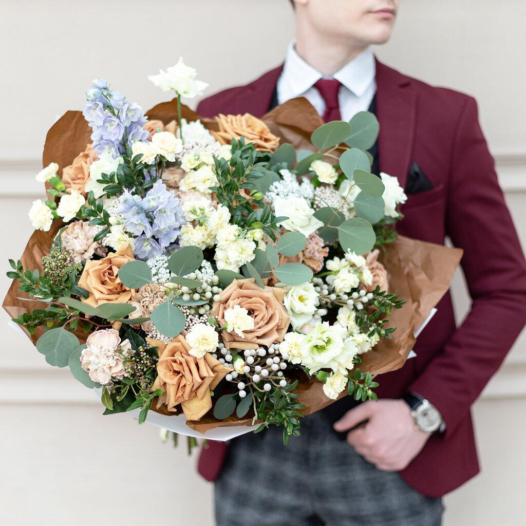 магазин цветов — Virgin's Bloom — Москва, фото №6
