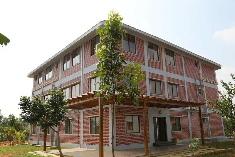 Gk Hill View Resort, Kaiwara