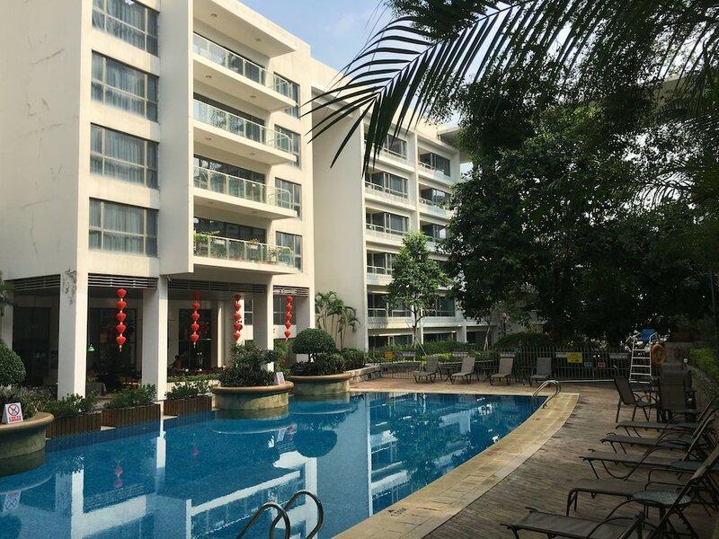 Cm+ Service Apartment Shenzhen Taige