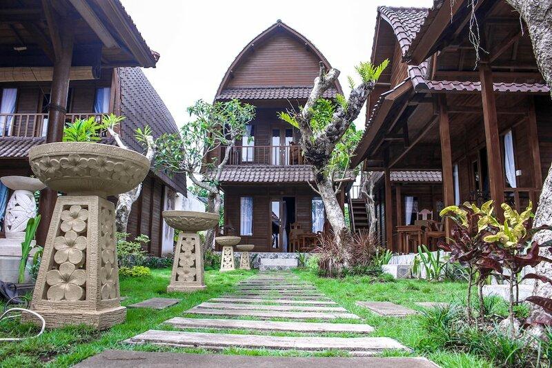 Boga Segara Villa and Resto