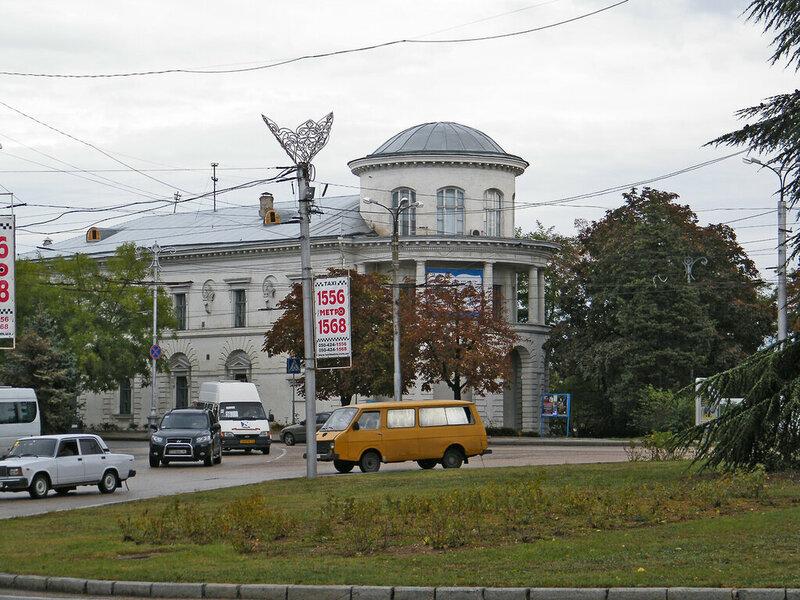 Такси Утес Севастополь - основная фотография