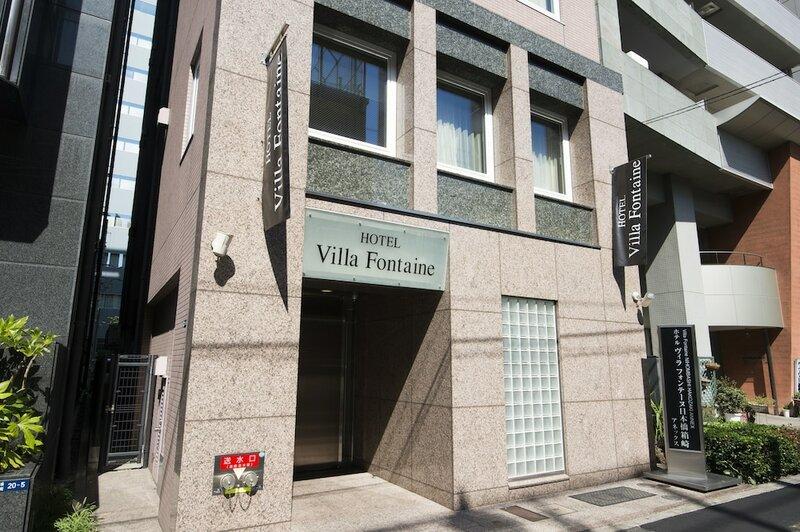 Villa Fontaine Nihombashi Hakozaki