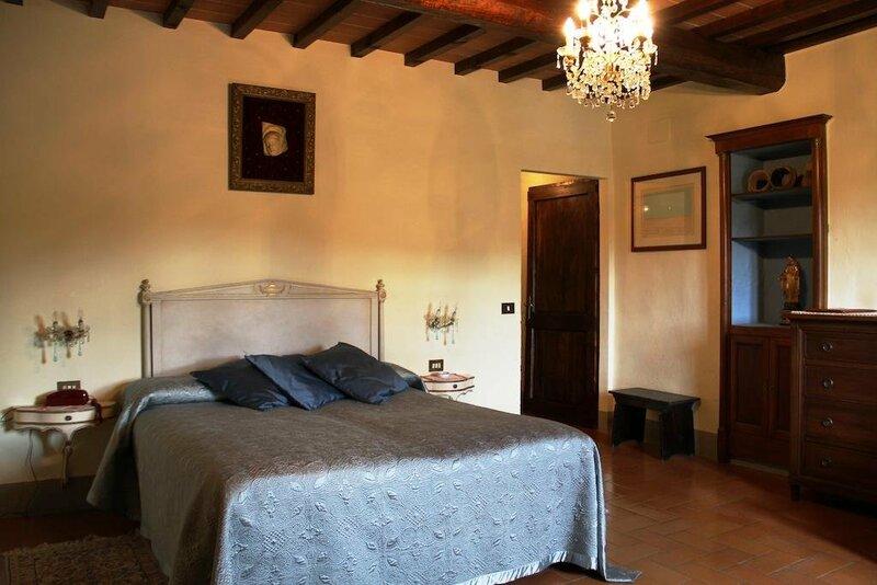 Hotel Villa Rigacci