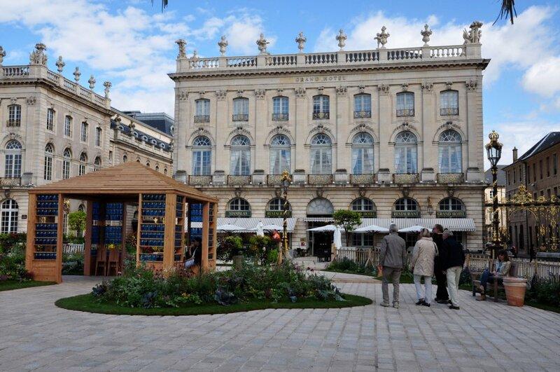 Grand Hotel de la Reine Place Stanislas