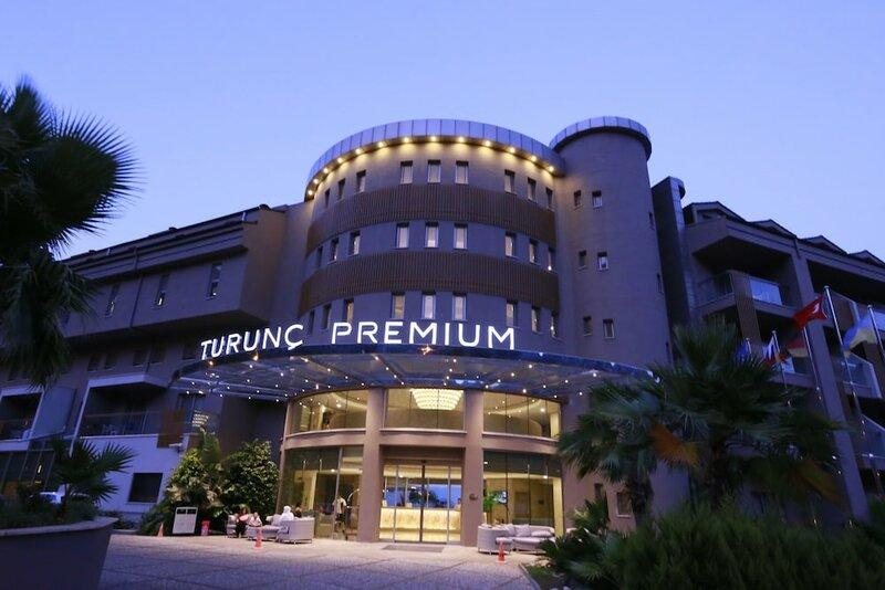 Отель Turunc Premium