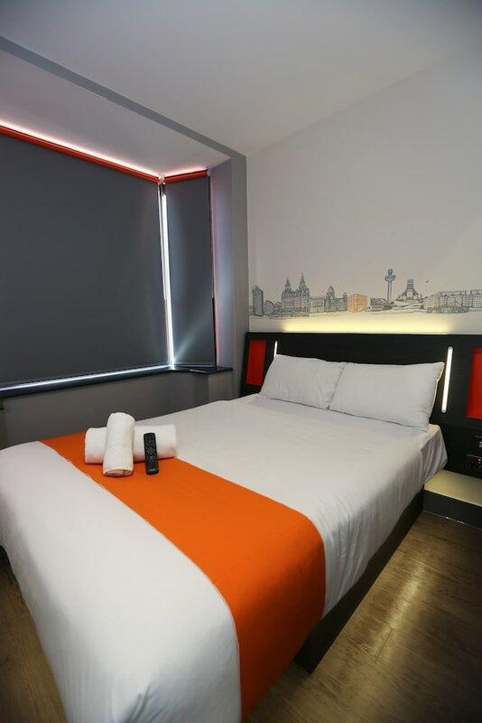 Euro Hostel Liverpool