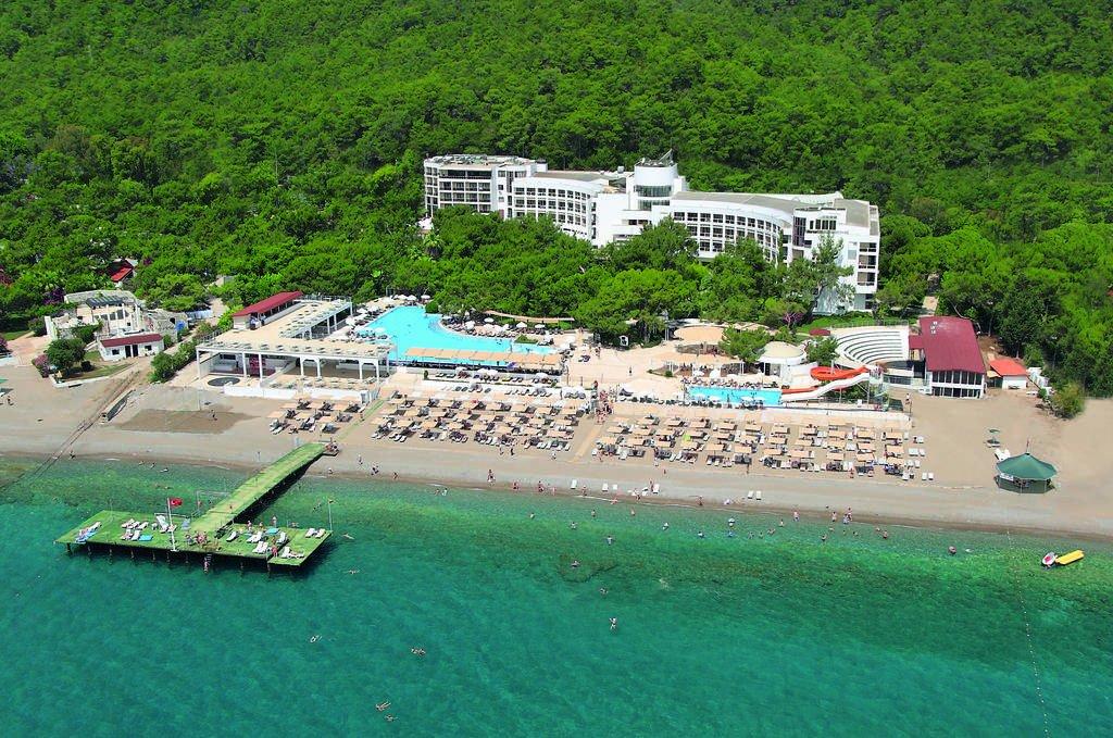 Великолепный отель 5* на самом берегу Средиземного моря! Турция, Кемер с вылетом из Саратова!