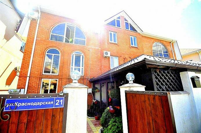 Guest House On Krasnodarskaya