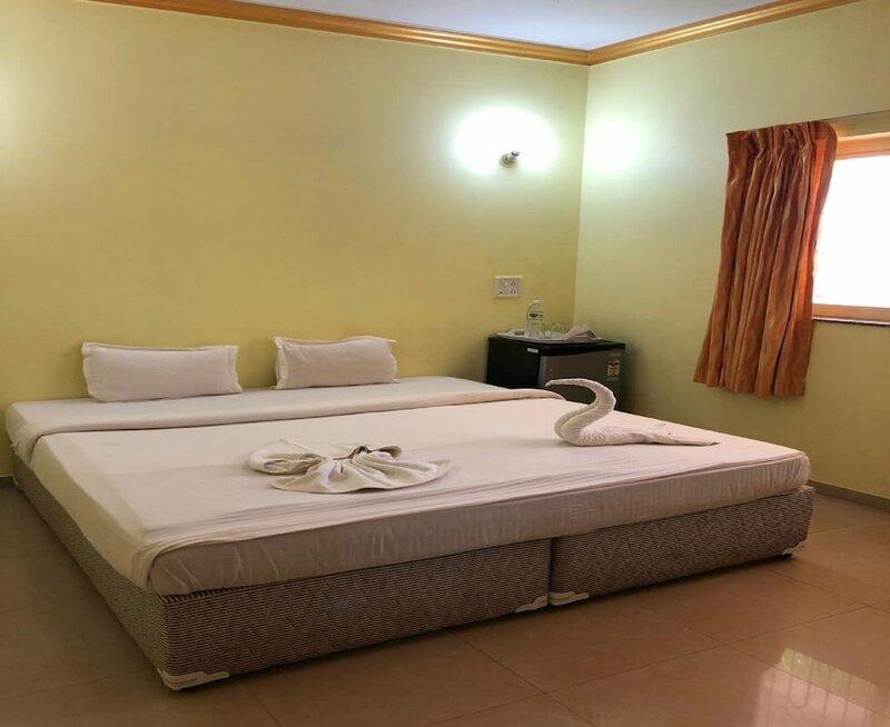 Hotel El Paso Goa
