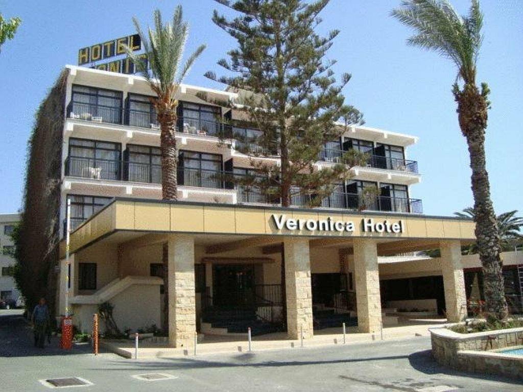 отель вероника кипр фото