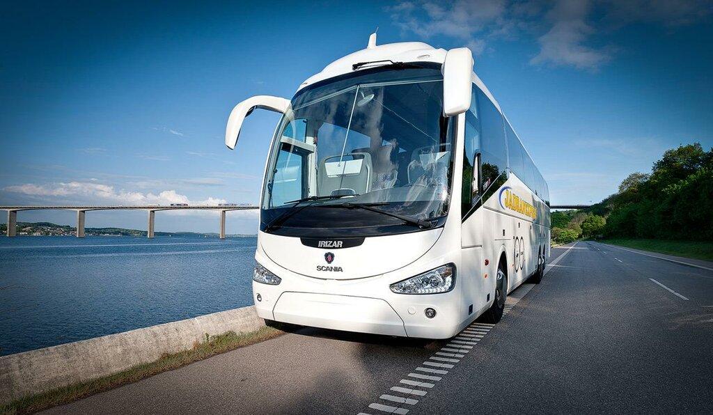 Фото автобусных перевозок