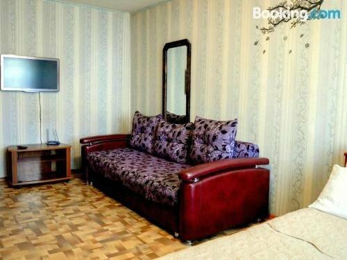 Apartment on Begicheva 24