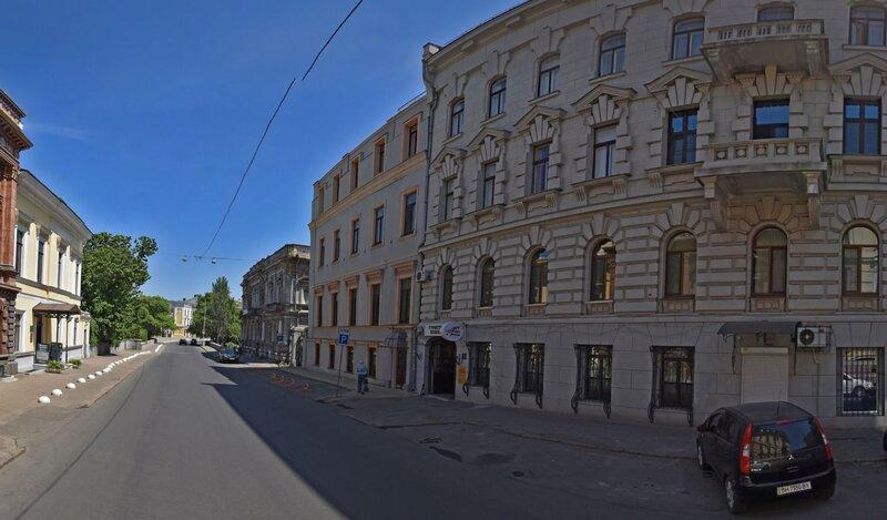 Sabaneev Apartment