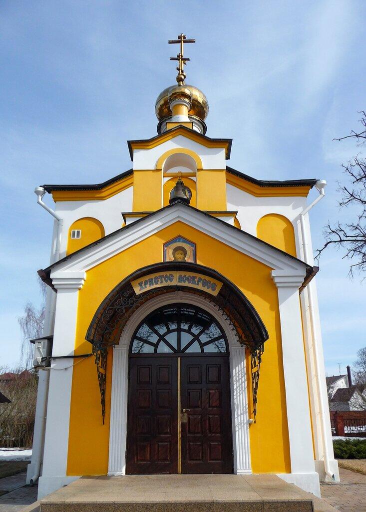 православный храм — Церковь Анатолия Никомедийского в Кармолино — Москва и Московская область, фото №1