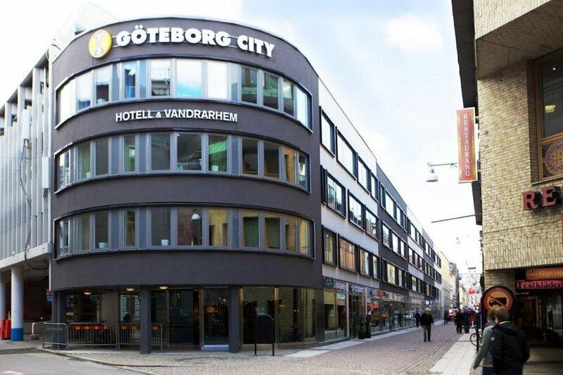Stf Goteborg City Vandrarhem