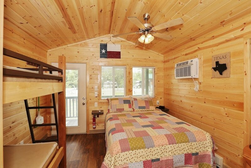 Colorado River Camping Resort Wheelchair Accessible Cabin 4