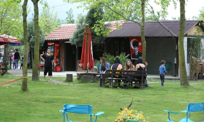 Cansu Restaurant ve Bungalov Hotel