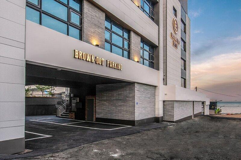 Browndot Hotel Yeonhwari
