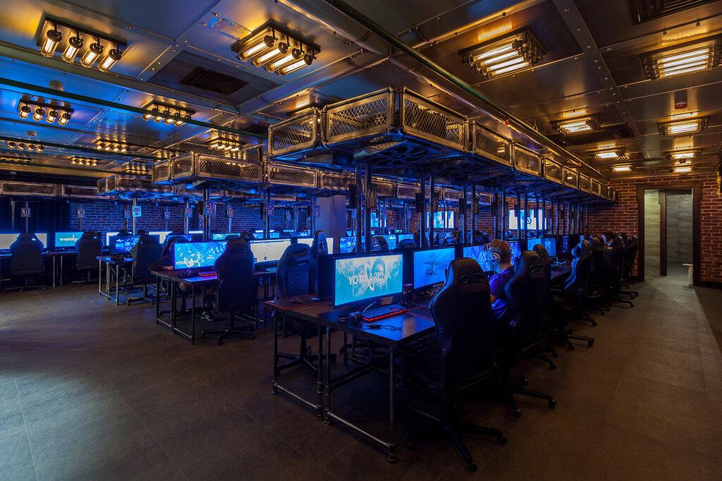 игровой клуб — Cyber Loft — Москва, фото №1