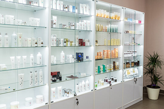 магазин парфюмерии и косметики — ФрауПроф — Самара, фото №2