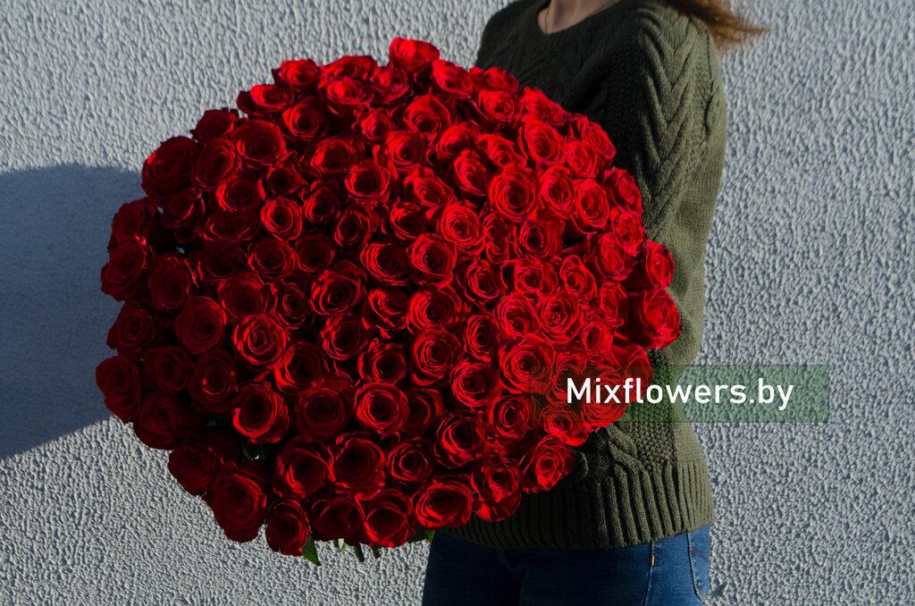доставка цветов и букетов — Mixflowers.by — Минск, фото №1