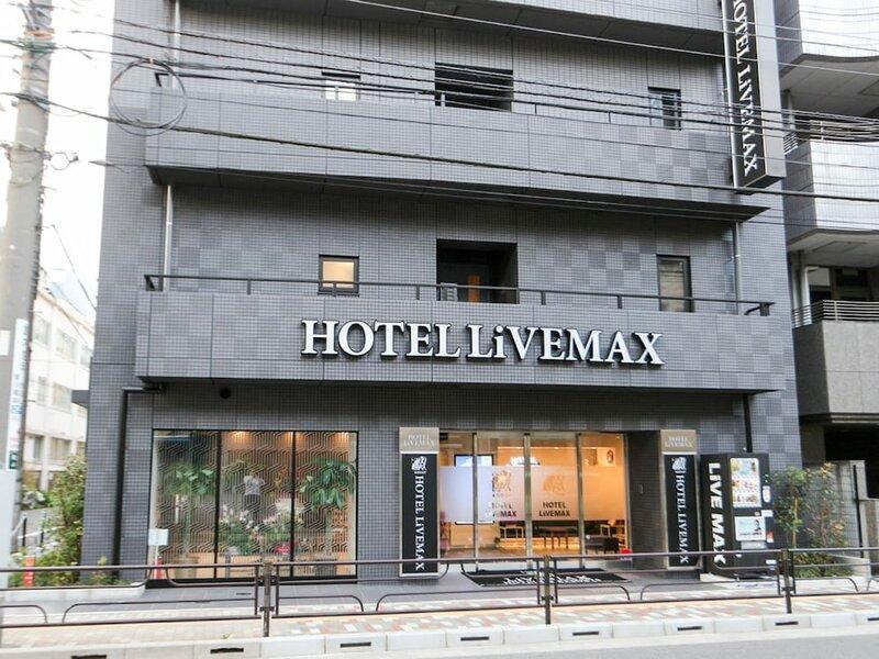 Hotel LiVEMAX Ueno-ekimae