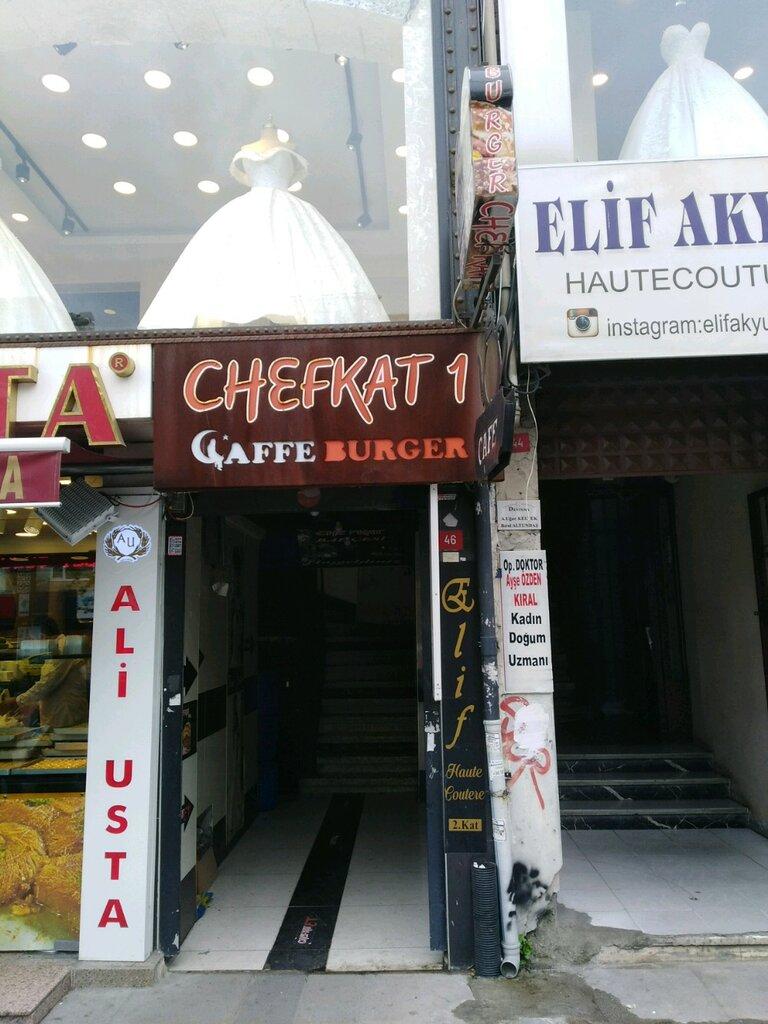 fast food — Chefkat 1 Cafe Burger — Fatih, foto №%ccount%