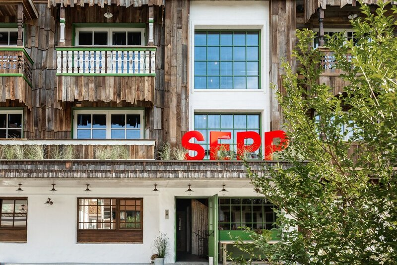 Sepp - Alpine Boutique Hotel
