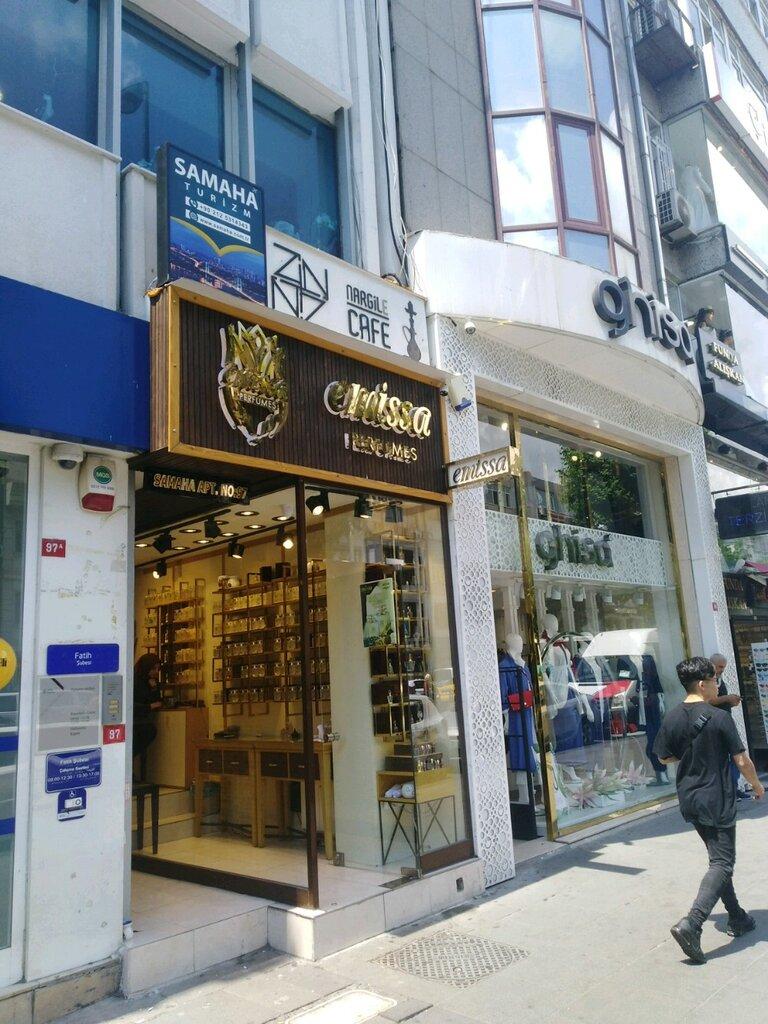 kafe — Zin Lounge Cafe — Fatih, foto №%ccount%