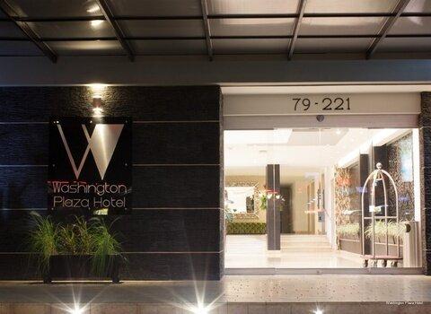 Hotel Washington Plaza by Sercotel