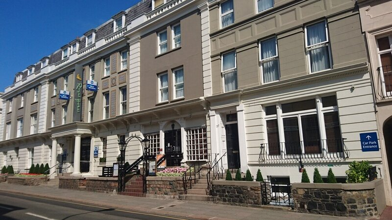 Best Western Royal Hotel, Jersey